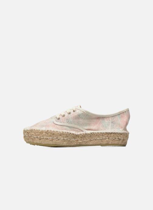 Lace-up shoes Coolway Juttie Multicolor front view