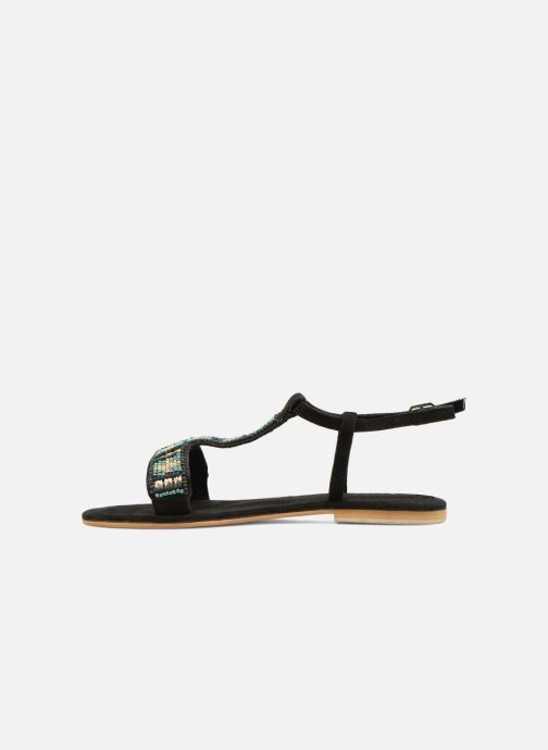 Sandals Coolway Maddy Black front view