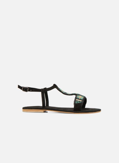 Sandals Coolway Maddy Black back view