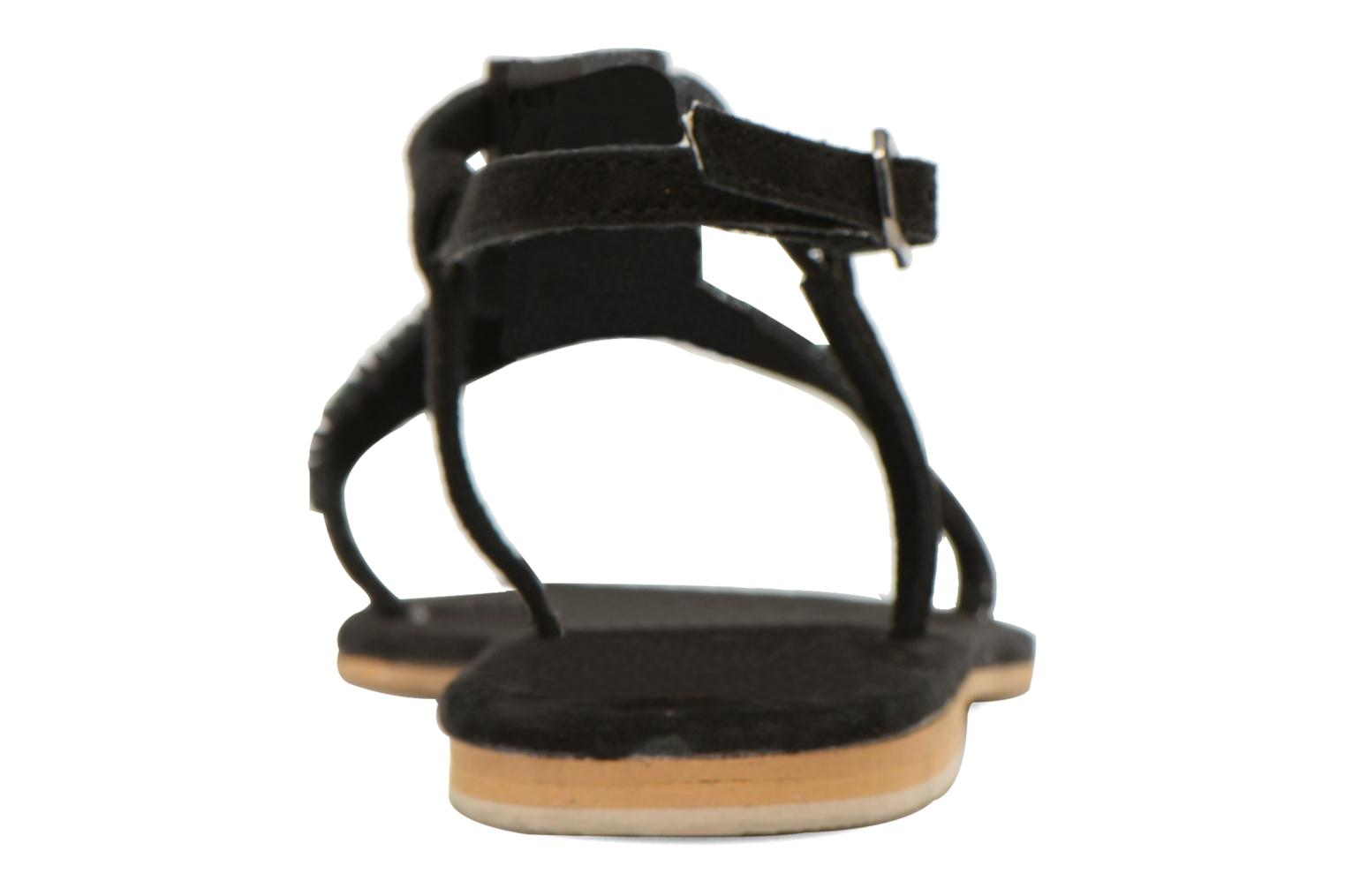 Sandals Coolway Maddy Black view from the right