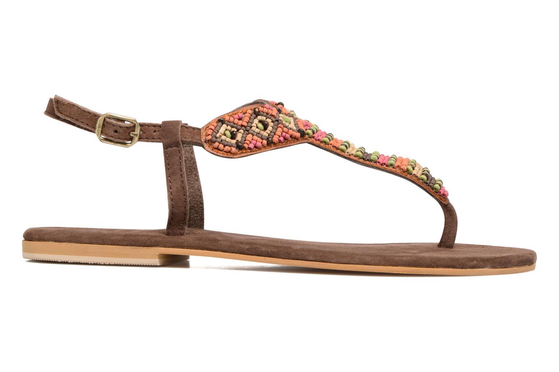 Sandali e scarpe aperte Coolway Miami Marrone immagine posteriore