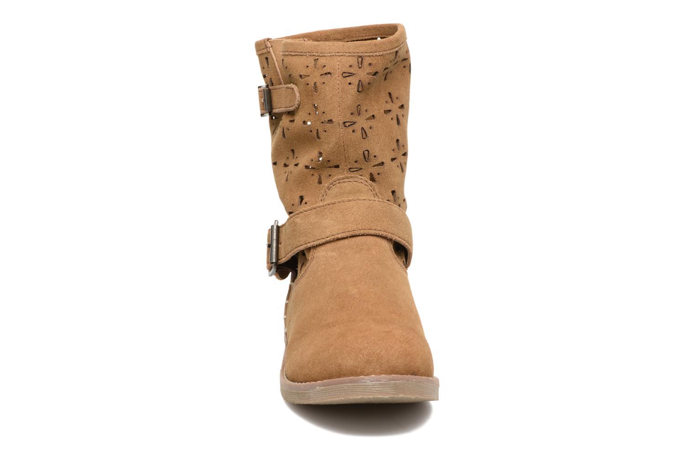 Bottines et boots Coolway Naif Marron vue portées chaussures