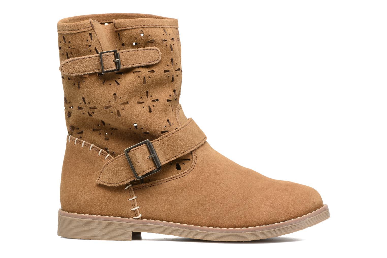 Bottines et boots Coolway Naif Marron vue derrière