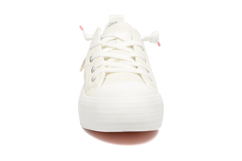 Baskets Coolway tavi Blanc vue portées chaussures
