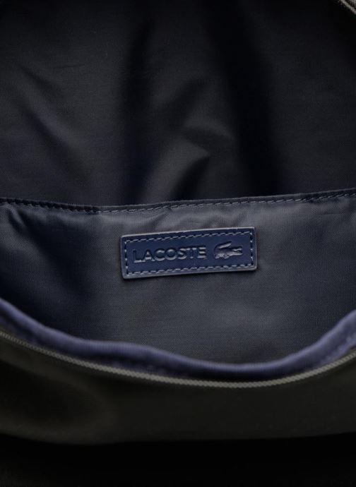 Sacs à dos Lacoste NEOCROC Backpack Noir vue derrière