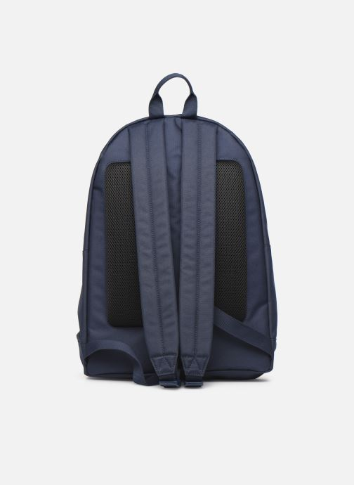Sacs à dos Lacoste NEOCROC Backpack Bleu vue face