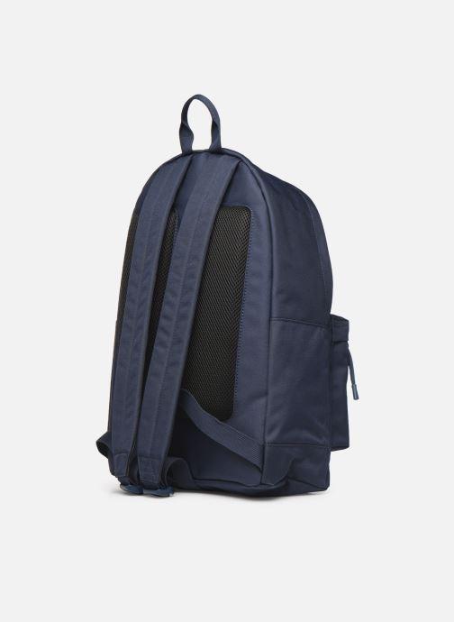 Rucksäcke Lacoste Neocroc Backpack blau ansicht von rechts