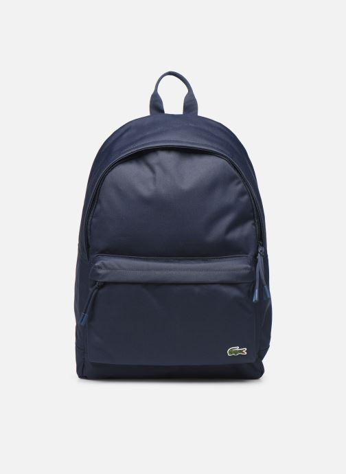 Sacs à dos Lacoste Neocroc Backpack Bleu vue détail/paire