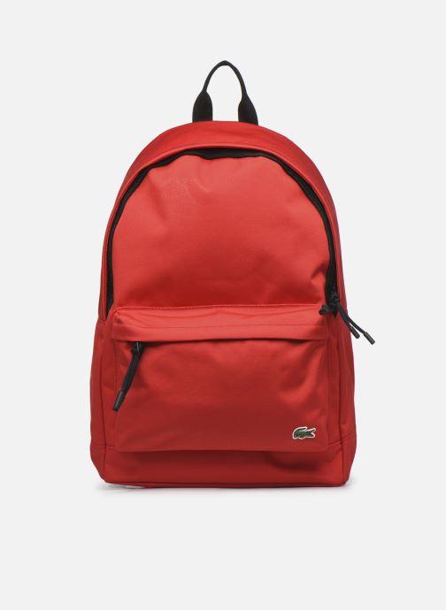 Sacs à dos Lacoste Neocroc Backpack Rouge vue détail/paire