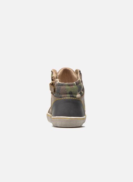 Sneakers Kickers Lynx Groen rechts
