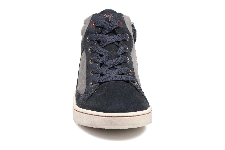 Sneakers Kickers Lynx Blå se skoene på