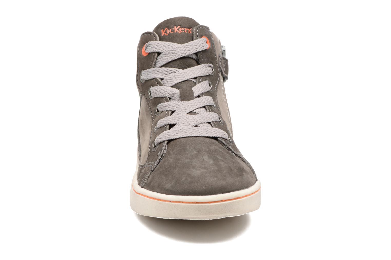 Sneakers Kickers Lynx Grå se skoene på