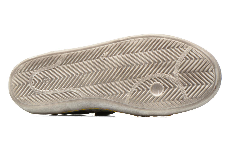Sneakers Kickers Lylian Grön bild från ovan