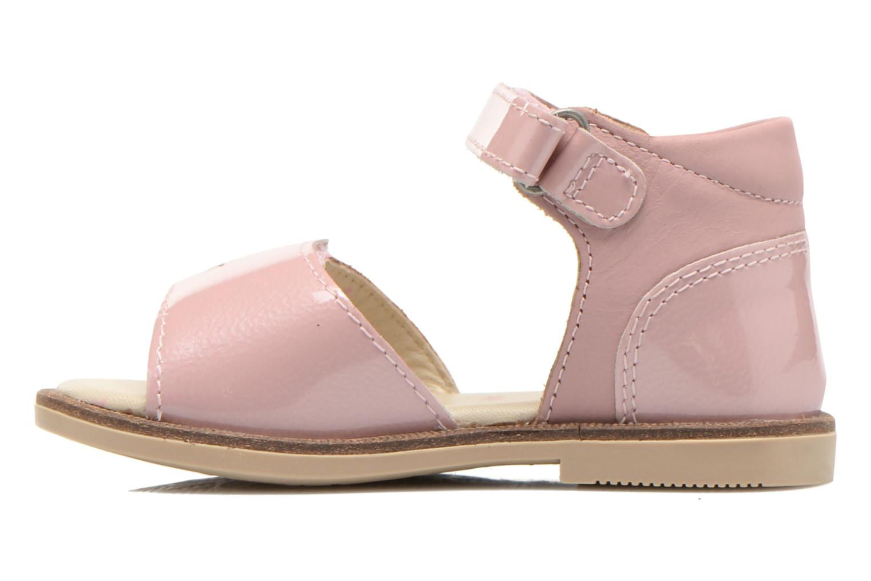 Sandalen Kickers Moonstar Roze voorkant