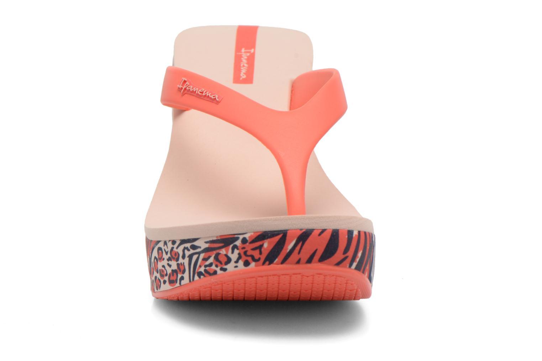 Flip flops Ipanema Lipstick Thong Multicolor model view