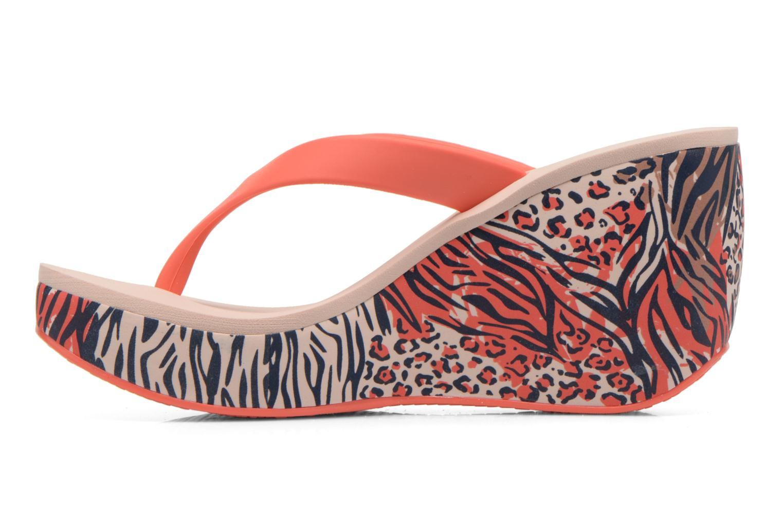 Flip flops Ipanema Lipstick Thong Multicolor front view