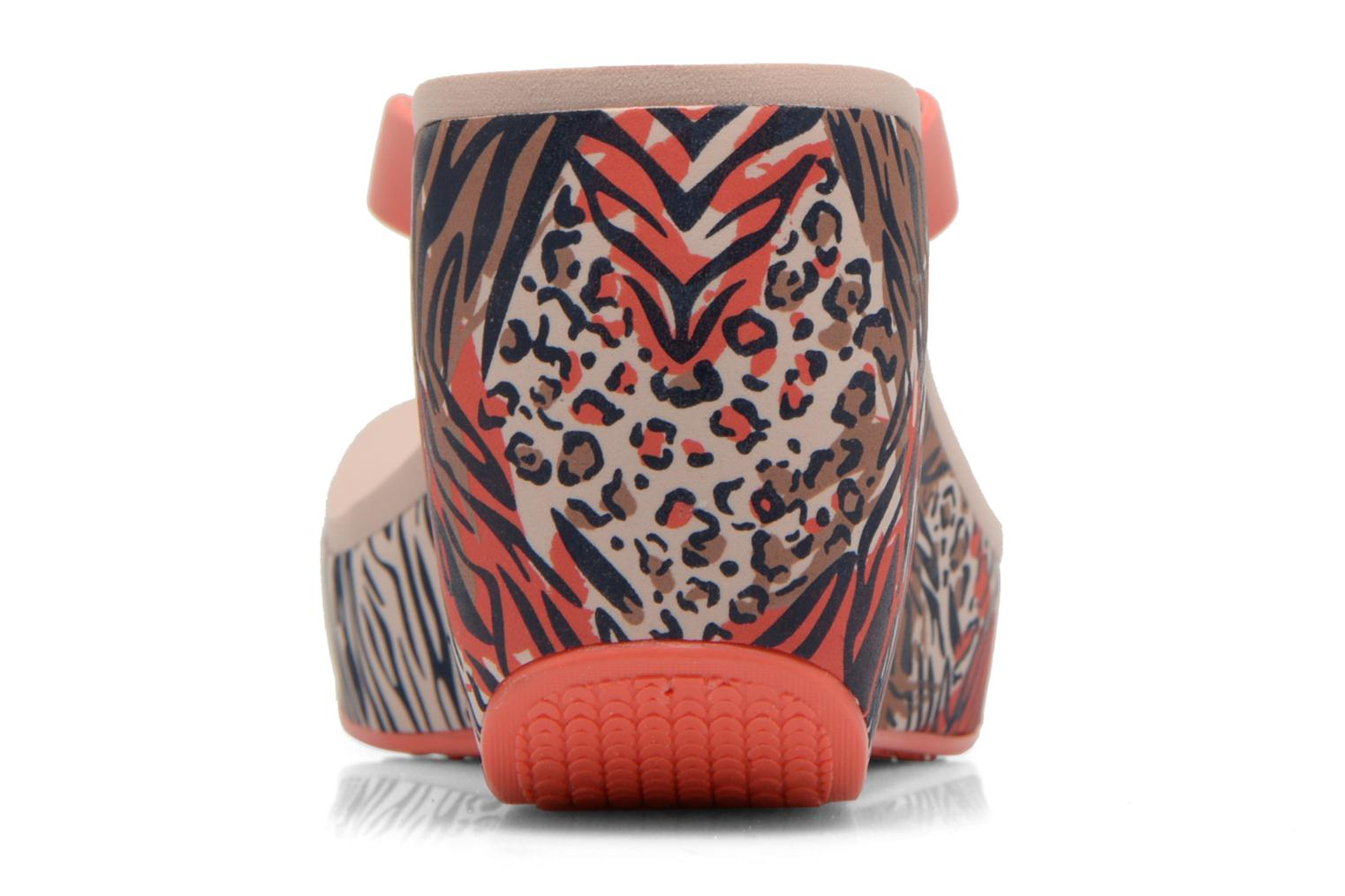 Flip flops Ipanema Lipstick Thong Multicolor view from the right