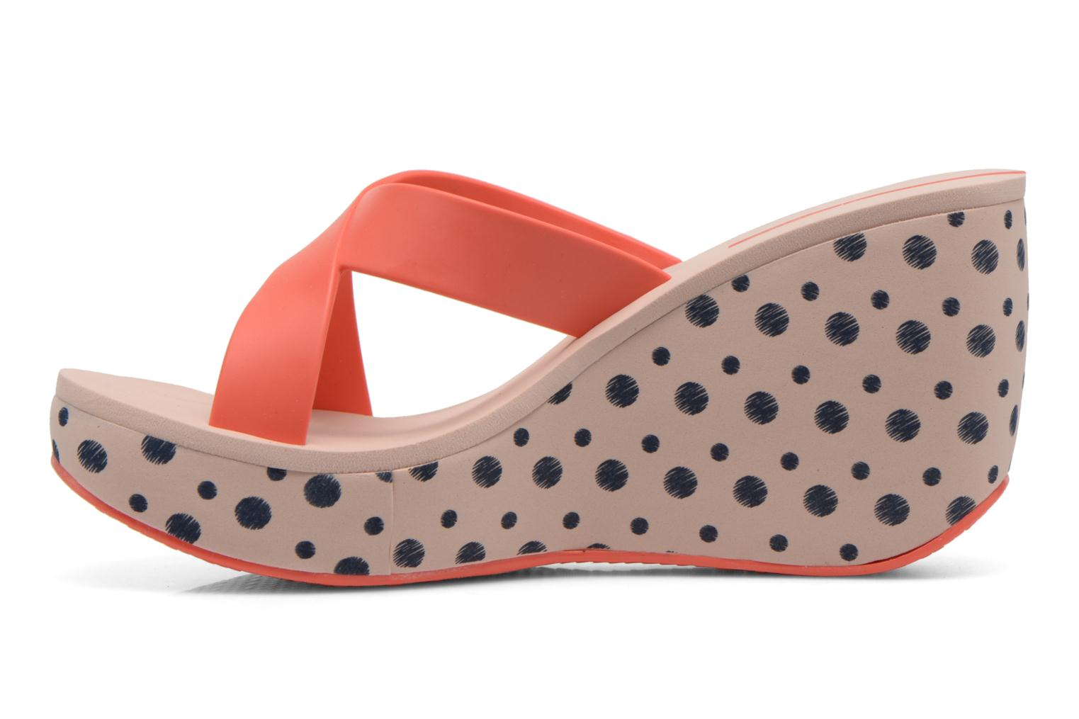 Mules & clogs Ipanema Lipstick Straps II Pink front view