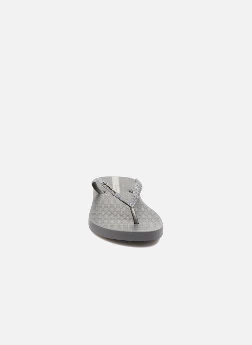 Flip flops Ipanema Lolita III Grey model view