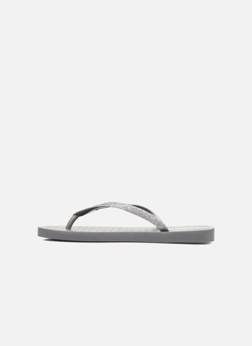 Flip flops Ipanema Lolita III Grey front view