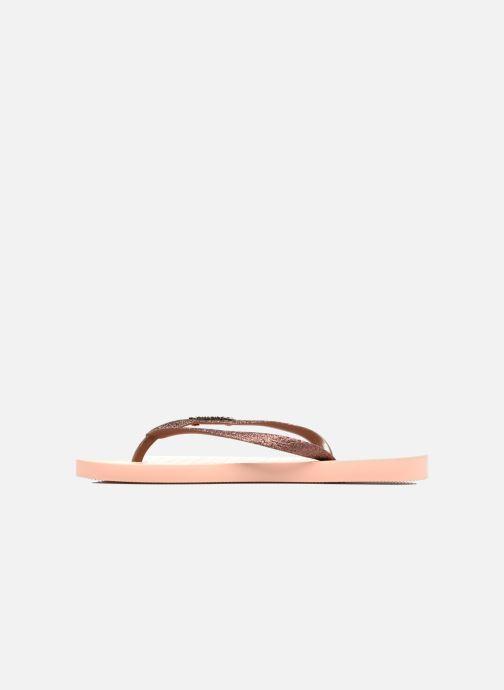 Flip flops Ipanema Lolita III Pink front view