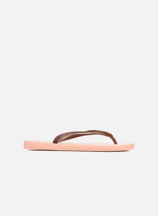 Flip flops Ipanema Lolita III Pink back view