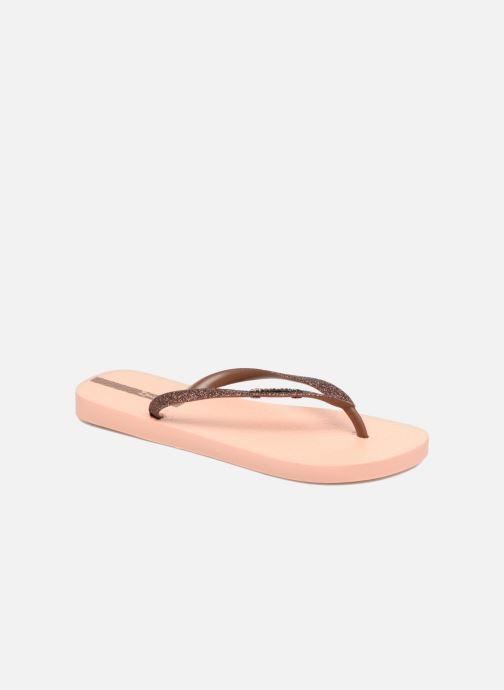 Flip flops Ipanema Lolita III Pink detailed view/ Pair view