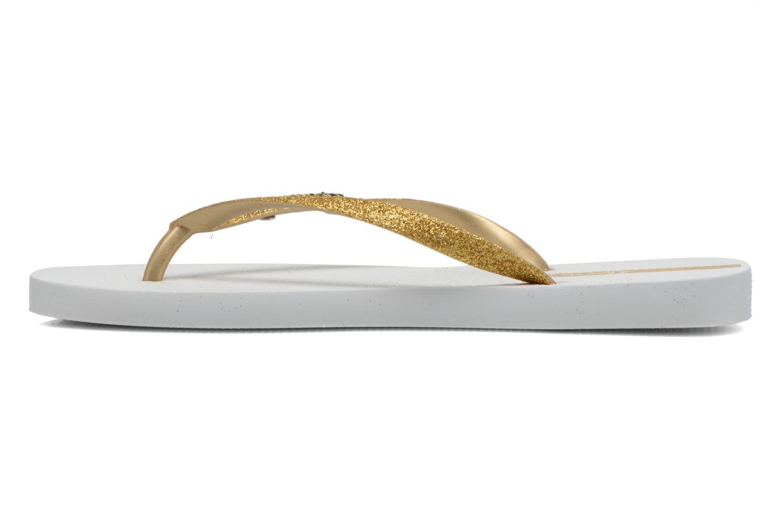 Flip flops Ipanema Lolita III Bronze och Guld bild från framsidan