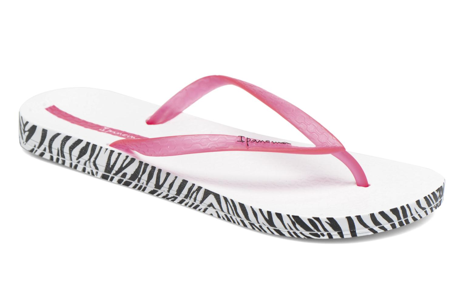 Flip flops Ipanema Anatomica Soft White detailed view/ Pair view