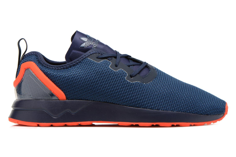 Sneakers Adidas Originals Zx Flux Adv Asym Blauw achterkant