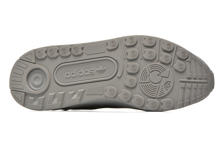 Deportivas Adidas Originals Zx Flux Adv Asym Gris vista de arriba
