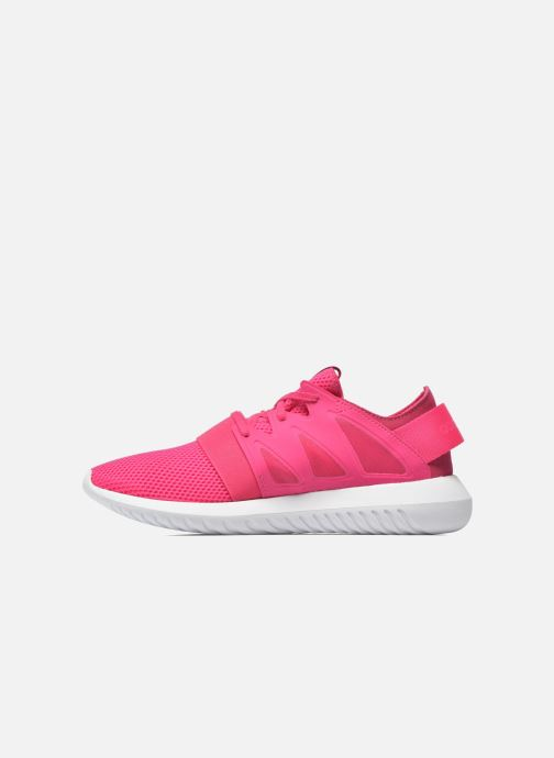 Baskets adidas originals Tubular Viral W Rose vue face