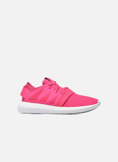 Baskets adidas originals Tubular Viral W Rose vue derrière