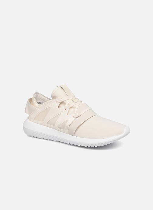 Sneakers adidas originals Tubular Viral W Beige detaljeret billede af skoene