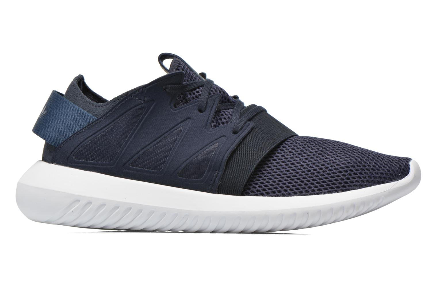 Trainers Adidas Originals Tubular Viral W Blue back view