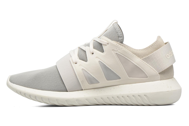 Baskets Adidas Originals Tubular Viral W Blanc vue face