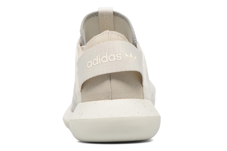 Baskets Adidas Originals Tubular Viral W Blanc vue droite