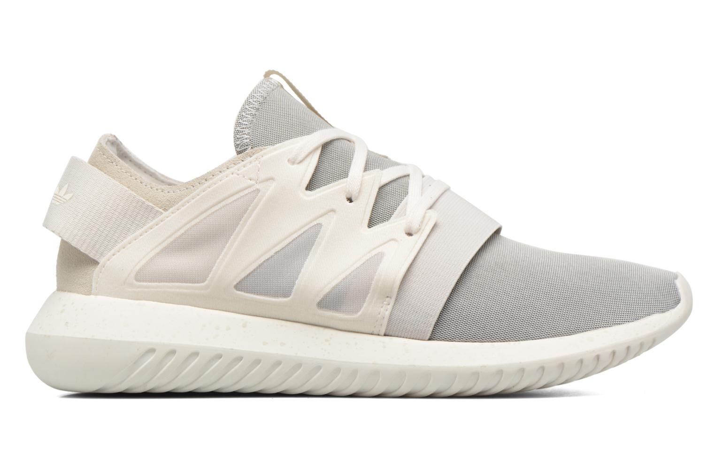 Baskets Adidas Originals Tubular Viral W Blanc vue derrière