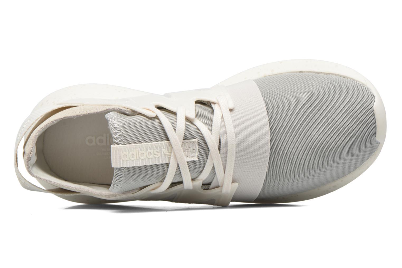 Baskets Adidas Originals Tubular Viral W Blanc vue gauche