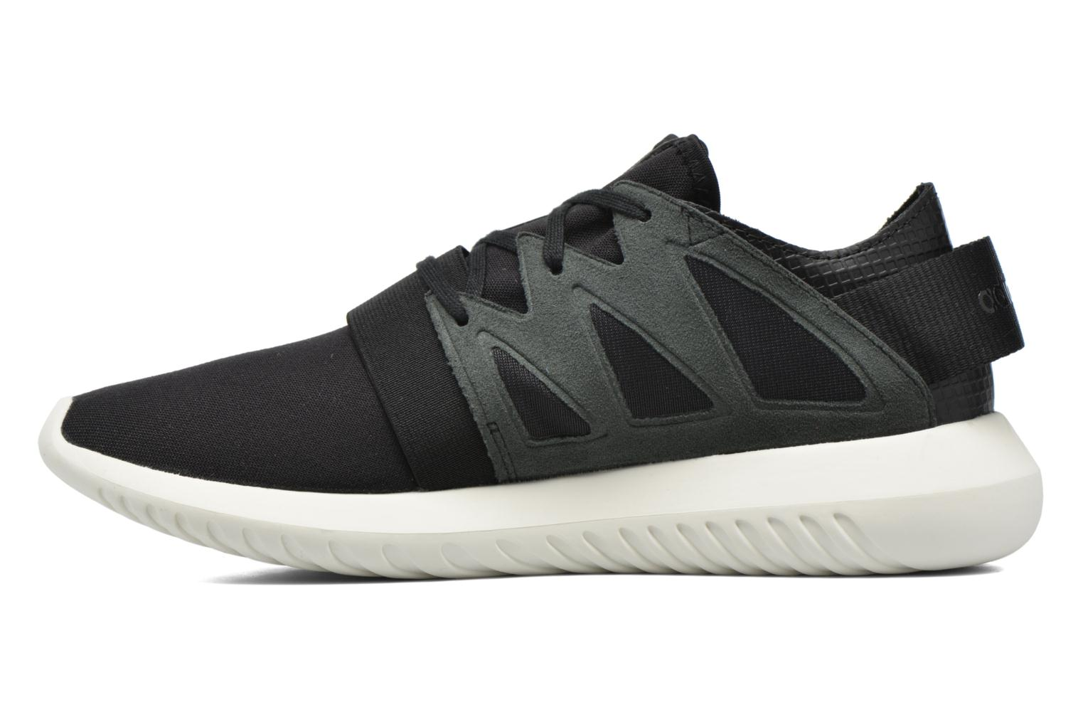 Baskets Adidas Originals Tubular Viral W Noir vue face