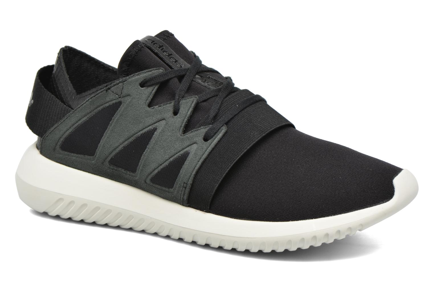 Baskets Adidas Originals Tubular Viral W Noir vue détail/paire