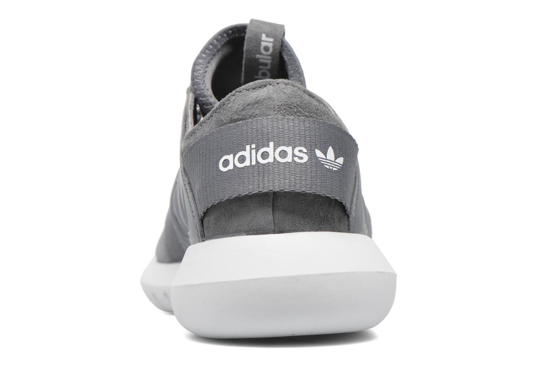 Baskets Adidas Originals Tubular Viral W Gris vue droite
