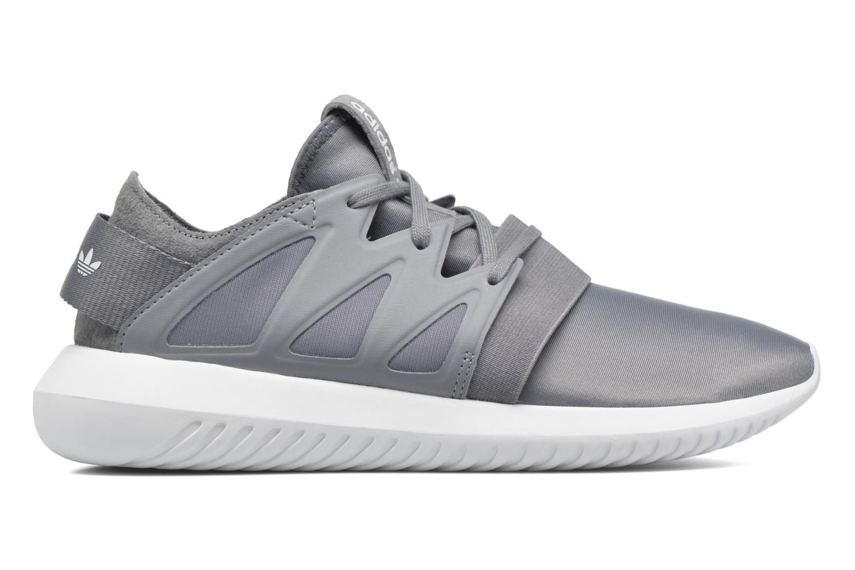 Sneaker Adidas Originals Tubular Viral W grau ansicht von hinten