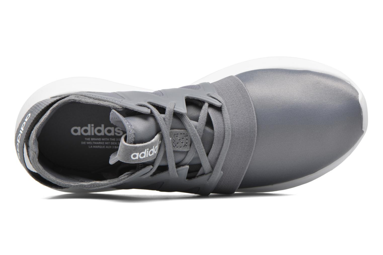 Baskets Adidas Originals Tubular Viral W Gris vue gauche