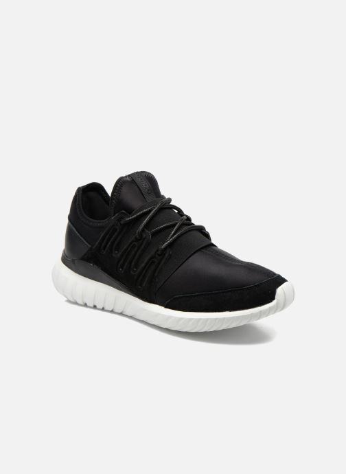 new concept f26fc d0d28 Trainers adidas originals Tubular Radial Black detailed view  Pair view