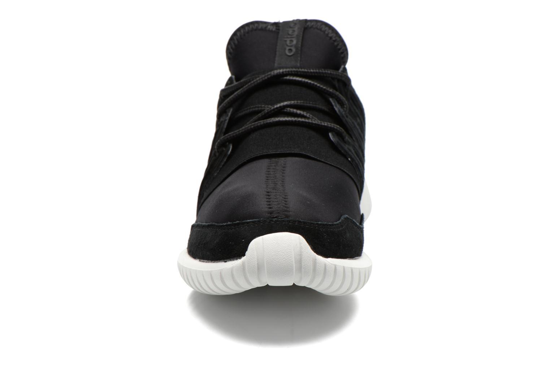 Trainers Adidas Originals Tubular Radial Black model view