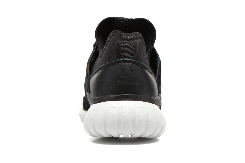Deportivas Adidas Originals Tubular Radial Negro vista lateral derecha