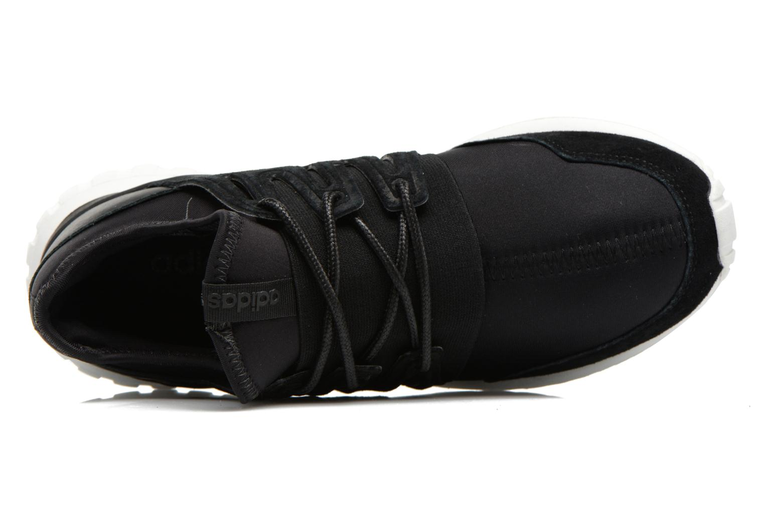 Trainers Adidas Originals Tubular Radial Black view from the left