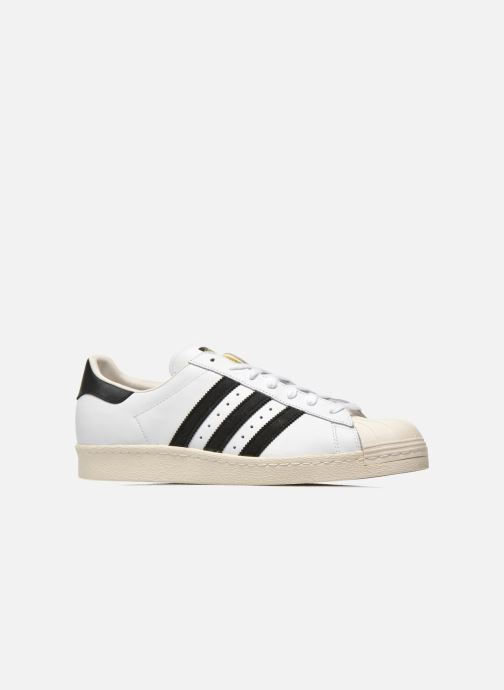 Sneakers Adidas Originals Superstar 80S Bianco immagine posteriore