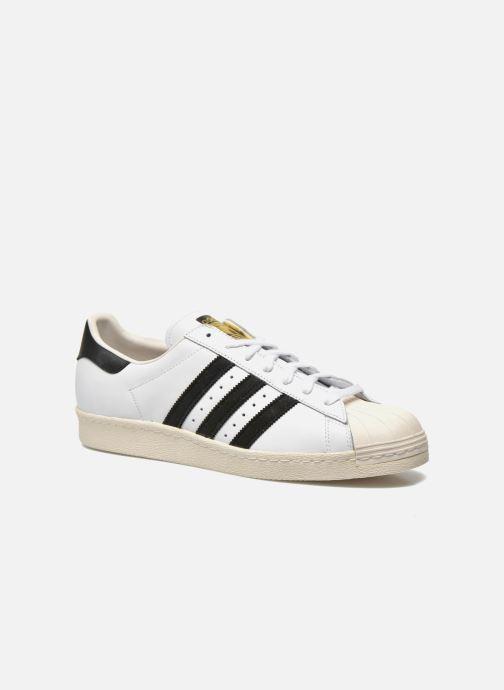 Adidas Originals Superstar 80S (Bianco) - scarpe da ginnastica chez   Negozio online di vendita    Uomini/Donna Scarpa